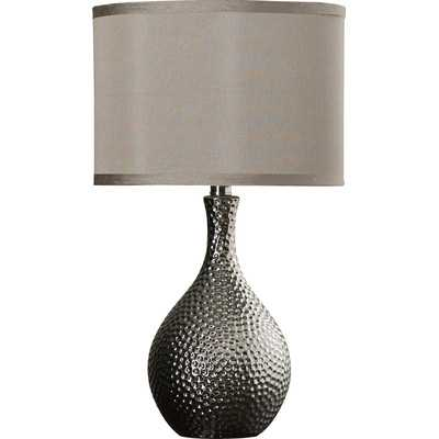 Nicolette Table Lamp with Drum Shade, incandescent - Wayfair