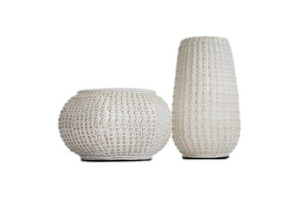 DOTTED VASE -set - McGee & Co.