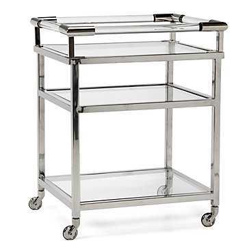 Emporio Bar Cart - Z Gallerie