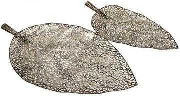Elise Leaf Trays - Set of 2 - Home Decorators
