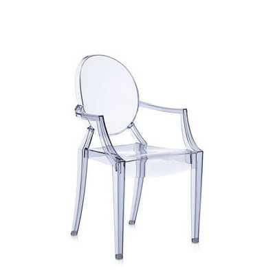 Louis Ghost Arm Chair - AllModern