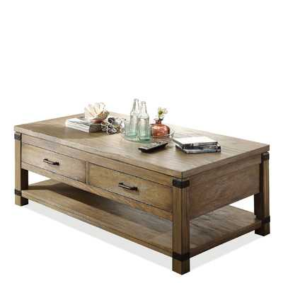 Bay Cliff Coffee Table - Wayfair