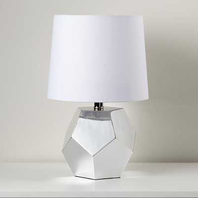 Between a Rock And a Table Lamp Base - Land of Nod