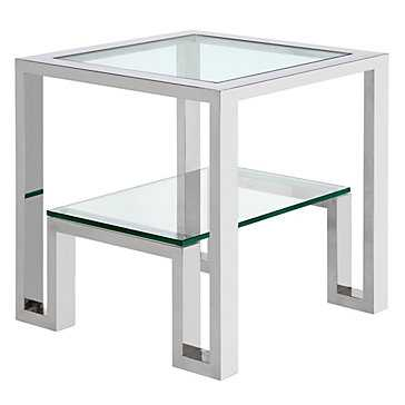Duplicity End Table - Z Gallerie