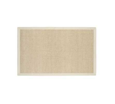 Chenille Jute Basketweave Rug-Natural-9' x 12' - Pottery Barn