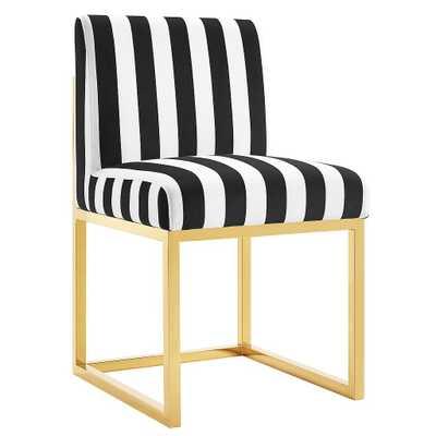 Henderson Alexandria Velvet Chair - Maren Home