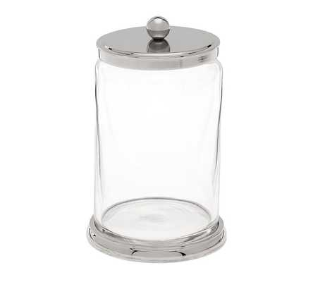 HOLDEN BATH ACCESSORIES - LARGE CANISTER - Pottery Barn