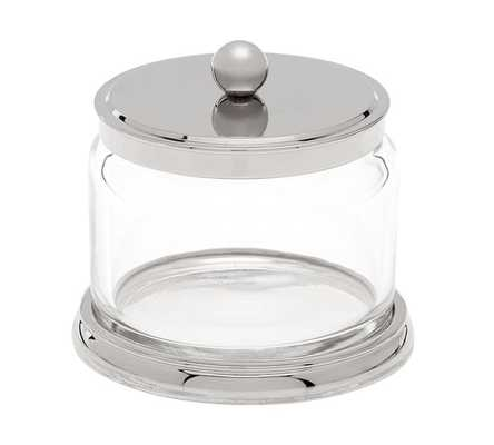 HOLDEN BATH ACCESSORIES - SMALL CANISTER - Pottery Barn