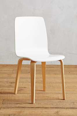 Tamsin Dining Chair - White - Anthropologie
