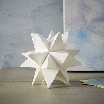 Star Resin Object - West Elm