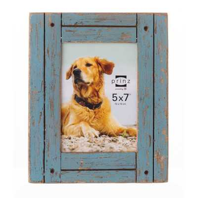 "Homestead Picture Frame - Blue - 5"" x 7' - Wayfair"