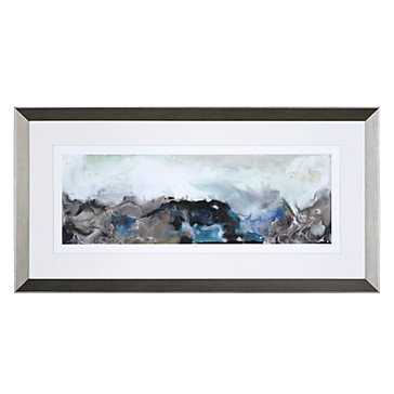 Sharing Joy 1 - Limited Edition -  Champagne Frame with Mat - Z Gallerie