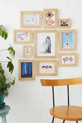 Picture Frame Set, Wood - Urban Outfitters