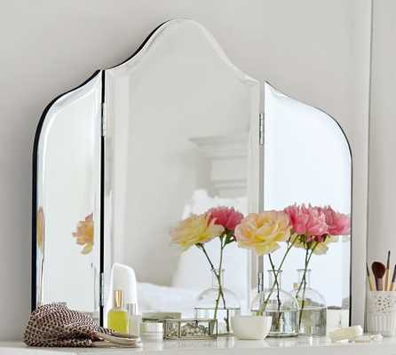 Maisie Vanity Mirror - Pottery Barn