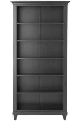 Martin Open Bookcase - Black - Home Depot