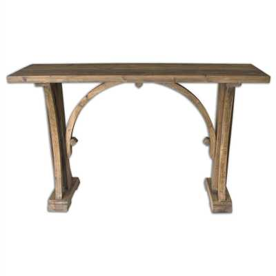 Genessis, Console Table - Hudsonhill Foundry