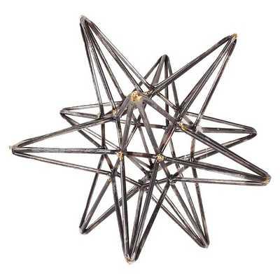 "Metal Star Sculpture - The Industrial Shopâ""¢ - Target"