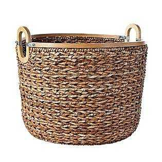 Seagrass Basket - Domino