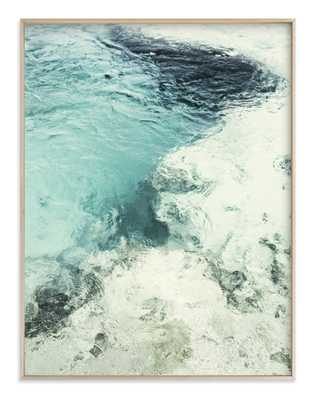 Blue Monday - Framed - Minted