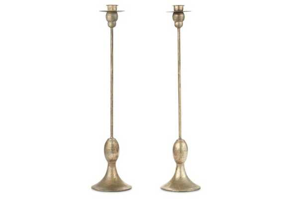 Asst. of 2 Norwell Candlesticks - One Kings Lane