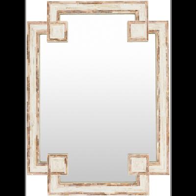 Surya Wall Decor Mirror - Banks - Neva Home