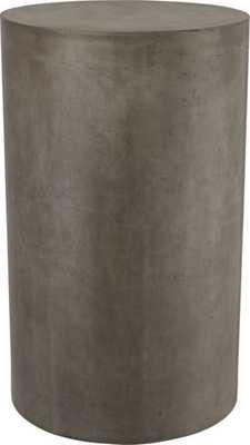 Column pedestal table - small - CB2