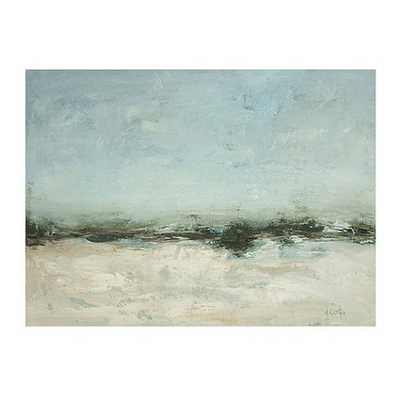 "Sand and Sky Art - 35"" x 47"" - Unframed - No mat - Ballard Designs"