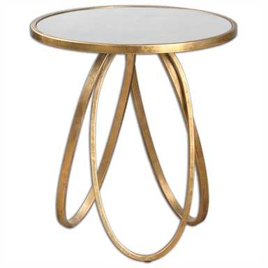 Montrez, Accent Table - Hudsonhill Foundry