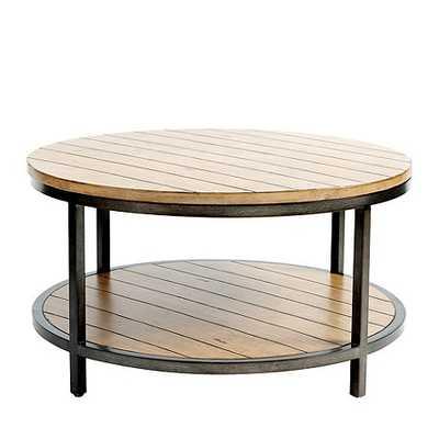 Durham Round Coffee Table - Ballard Designs