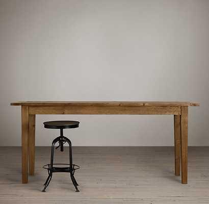 1900S BOULANGERIE COUNTER TABLE - RH