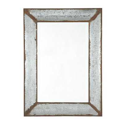 Zinc Framed Mirror - Wall - Ballard Designs