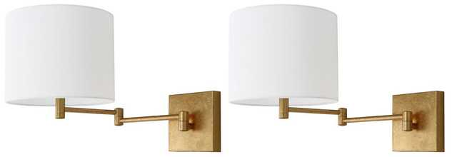 LILLIAN WALL SCONCE - SET OF 2 - Arlo Home