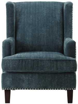 Ashton Wing Chair - Home Decorators