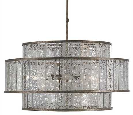 FANTINE CHANDELIER - Currey and Company