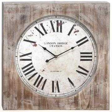 Wesley Wall Clock - Home Decorators