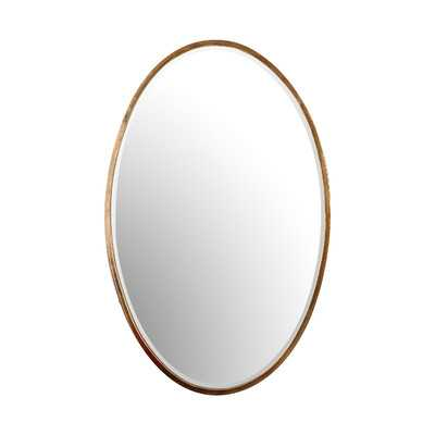 Herleva Oval Wall Mirror - Wayfair