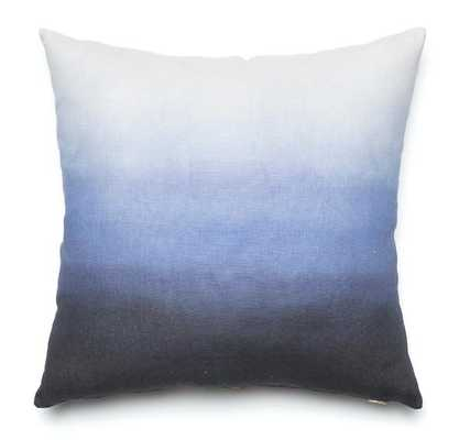 Twilight Ombre Pillow - insert not included - Caitlin Wilson