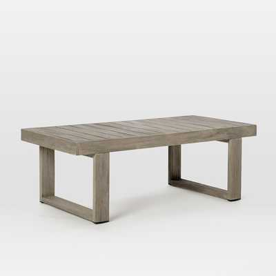 Portside Coffee Table - West Elm