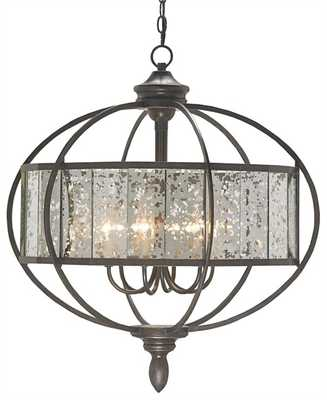 FLORENCE CHANDELIER - Currey and Company