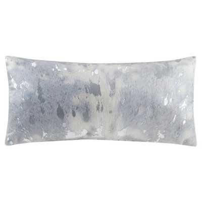 Threshold Faux Pony Lumbar Pillow - Domino