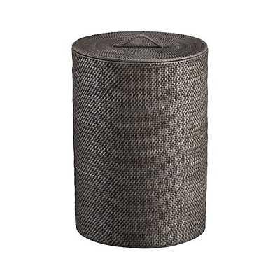 Sedona Grey Hamper - Crate and Barrel