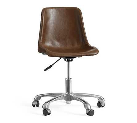 Mitchell Swivel Desk Chair - Pottery Barn