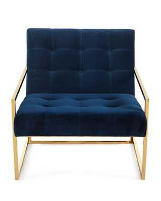 Goldfinger Lounge Chair - Perigold