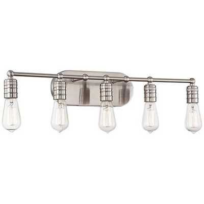 Muse Collection Bathroom Light - Lamps Plus