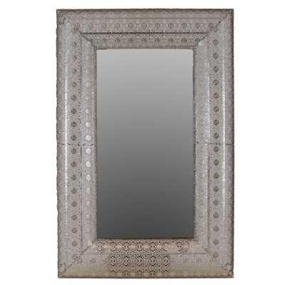 Metal Wall Mirror - Overstock