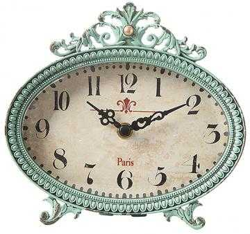 LILY TABLE CLOCK - Home Decorators