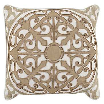 Imperiale Pillow - 20x20 - Down Insert - Z Gallerie