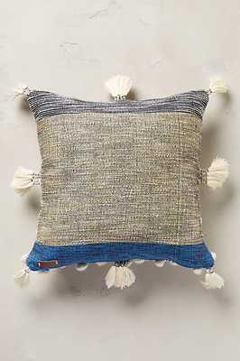 "Collaged Majida Pillow - Multi - 20"" x 24"" - Polyfill - Anthropologie"
