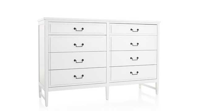 Larsson 8-Drawer Dresser - Crate and Barrel