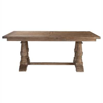 Stratford, Dining Table - Hudsonhill Foundry